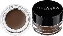 Parfumuri și produse cosmetice Pomadă pentru sprâncene - Mesauda Milano Brow Liner