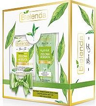 Parfumuri și produse cosmetice Set - Bielenda Green Tea (cr/50ml + hydrolate/200ml)