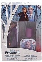 Parfumuri și produse cosmetice Disney Frozen II - Set (edt/30ml + sh/gel/70ml)