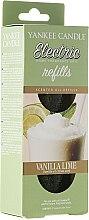 Parfumuri și produse cosmetice Fiole aromatice (Rezervă) - Yankee Candle Vanilla Lime