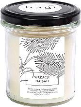 Parfumuri și produse cosmetice Lumânare parfumată - Hagi Bali Holidays Soy Candle