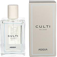 Parfumuri și produse cosmetice Spray parfumat pentru casă - Culti Milano Room Spray Aqqua