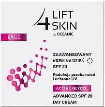 Parfumuri și produse cosmetice Cremă de zi SPF20 - Lift4Skin Active Glycol Advanced Day Cream