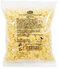 """Parfumuri și produse cosmetice Ceară depilatoare în granule """"Natural"""" - Ronney Hot Film Wax Natural"""