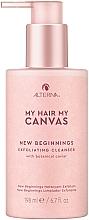 Parfumuri și produse cosmetice Tratament exfoliant pentru scalp - Alterna My Hair My Canvas New Beginnings Exfoliating Cleanser