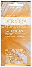 Parfumuri și produse cosmetice Mască enzimatică pentru toate tipurile de piele - Dermika Alabaster Super Smoothing Mask With Enzymes (mini)