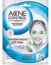 Parfumuri și produse cosmetice Mască intens revitalizantă pentru față - Fito Kosmetic Acne Control Professional