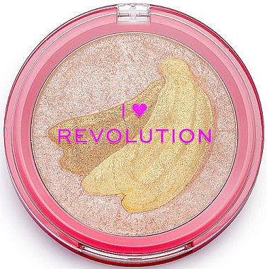Iluminator - I Heart Revolution Fruity Highlighter Banana
