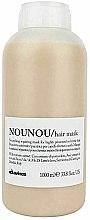 Parfumuri și produse cosmetice Mască nutritivă pentru păr deteriorat și fragil - Davines Nourishing Nounou Mask With Tomato Extract