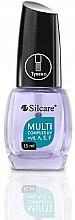 Parfumuri și produse cosmetice Condiționer pentru unghii - Silcare Multi Complex UV