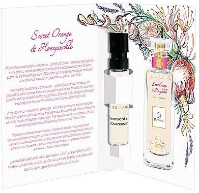 Dermacol Sweet Orange & Honeysuckle - Apă de parfum (mostră)