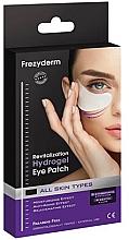 Parfumuri și produse cosmetice Patch-uri sub ochi - Frezyderm Revitalization Hydrogel Eye Patch