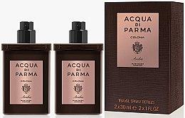 Parfumuri și produse cosmetice Acqua di Parma Colonia Ambra Travel Spray Refills - Apă de colonie