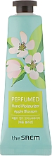 """Parfumuri și produse cosmetice Cremă parfumată pentru mâini """"Apple blossom"""" - The Saem Perfumed Apple Blossom Hand Moisturizer"""