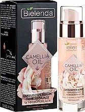 Parfumuri și produse cosmetice Ser facial - Bielenda Camellia Oil Luxurious Rejuvenating Serum