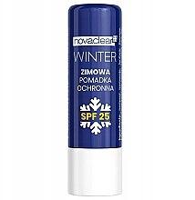 Parfumuri și produse cosmetice Balsam de buze - Novaclear Winter Lip Balm SPF25