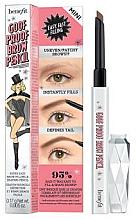 Parfumuri și produse cosmetice Creion pentru sprâncene - Benefit Goof Proof Brow Pencil (mini)