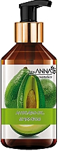 Parfumuri și produse cosmetice Șampon cu extract de avocado - New Anna Cosmetics Hair Shampoo With Avocado Oil