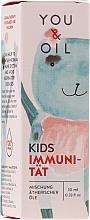 Parfumuri și produse cosmetice Amestec de uleiuri esențiale pentru copii - You & Oil KI Kids-Immunity Essential Oil Blend For Kids