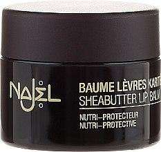 Balsam de buze - Najel Shea Butter Lip Balm — Imagine N1