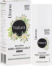 """Parfumuri și produse cosmetice Eco- cremă regenerantă pentru față """"Organic Edelweiss"""" - Lirene Natura Eco Cream"""