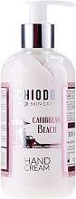 Parfumuri și produse cosmetice Cremă pentru mâini - Chiodo Pro Caribbean Beach Hand Cream