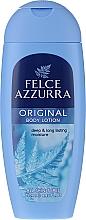 """Parfumuri și produse cosmetice Loțiune de corp """"Clasic"""" - Felce Azzurra Classic Body Lotion With Vitamin E & Almond"""