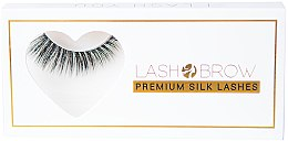 Parfumuri și produse cosmetice Gene false - Lash Brow Premium Silk Lashes I Lash You