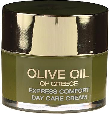 Cremă de față - BioFresh Olive Oil Of Greece Express Comfort Day Care Cream — Imagine N2