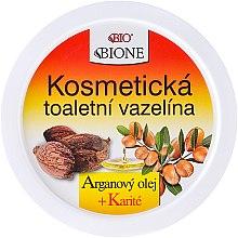 Parfumuri și produse cosmetice Cremă de față - Bione Cosmetics Argan Oil Vaseline Cream