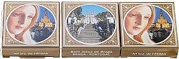 Parfumuri și produse cosmetice Set - Essencias De Portugal Religious (soap/3x50g)