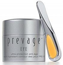 Parfumuri și produse cosmetice Cremă pentru zona ochilor cu protecție solară - Elizabeth Arden Prevage Anti-Aging Eye Cream SPF 15