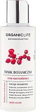 Parfumuri și produse cosmetice Tonic pentru față - Organic Life Dermocosmetics Redness Solution