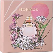 Parfumuri și produse cosmetice Chloe Nomade - Set (edp/75ml + edp/mini/5ml + b/lot/100ml)