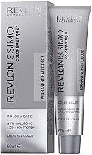 Parfumuri și produse cosmetice Vopsea cremă-gel pentru păr - Revlon Professional Revlonissimo Color & Care Technology XL150