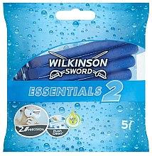 Parfumuri și produse cosmetice Set Aparat de ras de unică folosință - Wilkinson Sword Essentials 2