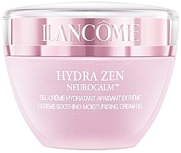 Parfumuri și produse cosmetice Увлажняющий, успокаивающий крем-гель избавляющий кожу от стресса - Lancome Hydra Zen Anti-Stress Moisturising Cream-Gel