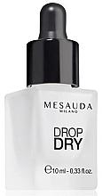 Духи, Парфюмерия, косметика Uscător pentru unghii - Mesauda Milano Drop Dry 112