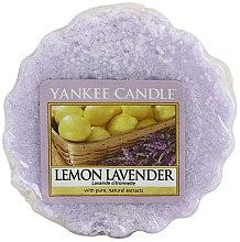 Parfumuri și produse cosmetice Ceară aromată - Yankee Candle Lemon Lavender Tarts Wax Melts