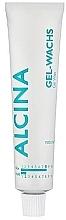 Parfumuri și produse cosmetice Гель-воск естественной фиксации - Alcina Styling Natural Gel-Wachs Hold 2 (туба)