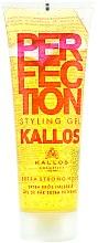 Parfumuri și produse cosmetice Gel pentru fixare extra puternică a părului - Kallos Cosmetics