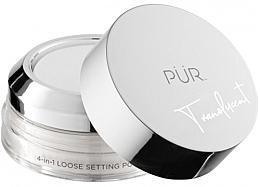 Parfumuri și produse cosmetice Pudră-pulbere transparentă - PUR 4-in-1 Loose Setting Powder