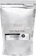 Parfumuri și produse cosmetice Mască de față alginat cu cărbune activ - Bielenda Professional Algae Face Mask With Activated Carbon