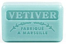 "Săpun de Marsilia ""Vetiver"" - Foufour Savonnette Marseillaise Vetiver — фото N1"