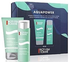 Parfumuri și produse cosmetice Set - Biotherm Homme (af/shave/cr/75ml + sh/gel/150ml)