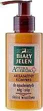 Parfumuri și produse cosmetice Cream-Compress pentru picioare și tălpi - Bialy Jelen Apteka Alergika Cream-Compress For Feet
