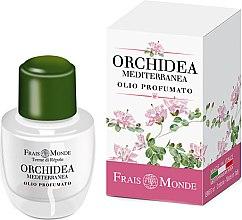 """Parfumuri și produse cosmetice Ulei parfumat """"Orhideea mediteraneană"""" - Frais Monde Orchidea Mediterranea Perfumed Oil"""