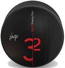 Parfumuri și produse cosmetice Ceară de păr pe bază de apă - Vitality's We-Ho Control Noir Shaping Wax