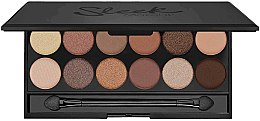 Parfumuri și produse cosmetice Paletă farduri de ochi - Sleek MakeUP i-Divine Mineral Based Eyeshadow Palette A New Day