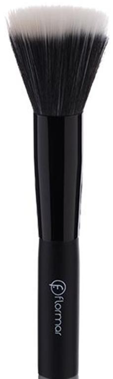 Pensula Machiaj Pentru Fond de Ten - Flormar Foundation Brush — Imagine N1